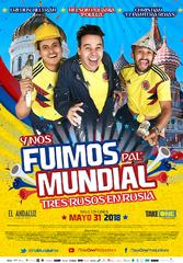 Y NOS FUIMOS PAL MUNDIAL